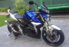 Suzuki GSR 750 #tekoop #aangeboden in de Facebookgroep #motorentekoopmt #motortreffer #suzuki #suzukigsr #suzukigsr750