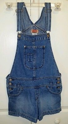 Juniors Denim Overalls Medium Classic Jeans for Women Jean Overalls, Denim Jeans, Suspender Pants, Farmer's Daughter, Costume Accessories, Country Girls, Overall Shorts, Clothes For Women, Farmers