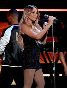 at the Disco and more hit the stage in Las Vegas for the annual music festival. Mariah Carey 90s, Mariah Carey Pictures, Celebrity Babies, Celebrity Photos, Celebrity Style, The Emancipation Of Mimi, Maria Carey, Tommy Mottola, Jennifer Connelly