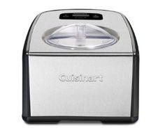 Amazon.com: Cuisinart ICE-100 Compressor Ice Cream and Gelato Maker: Home & Kitchen