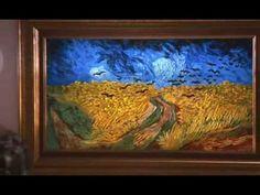 Akira Kurosawa's dreams. (1990) Vincent Van Gogh (part) Music.Prelude No.15 in D-flat major-F.Chopin.