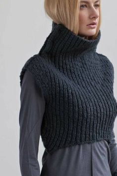 Knitwear Fashion, Knit Fashion, Trendy Fashion, Womens Fashion, Fashion Ideas, Mode Crochet, Knit Crochet, Cozy Winter Outfits, How To Purl Knit