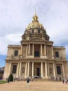 The Dome Church, Paris    Photo taken by clevelandglobetrotter (Instagram)