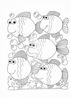 mar - Emma Marty - Álbuns da web do Picasa Tracing Worksheets, Preschool Worksheets, Preschool Activities, Coloring Books, Coloring Pages, Coloring Sheets, Colouring, Under The Sea Theme, Pre Writing