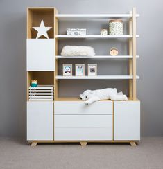 Use of Metal in Mid-Century Modern Furniture Baby Bedroom, Baby Boy Rooms, Baby Room Decor, Kids Bedroom, Wardrobe Furniture, Kids Furniture, Modern Furniture, Furniture Design, Small Linen Closets