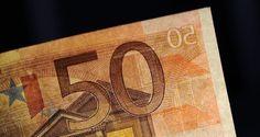 Ein 50-Euro-Schein. (Foto: dpa)