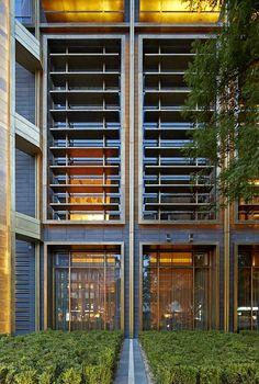 Waldorf Astoria Beijing, Beijing, 2015 - Adrian Smith + Gordon Gill Architecture