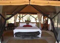 Selous Safari Camp,  Lake Nzerakera, Africa