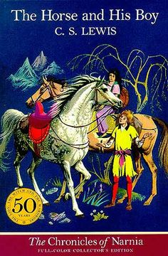 A talking horse and a servant boy share an adventurous and dangerous journey to Narnia to warn of invading barbarians. My favorite from the marvelous Narnia series. Cs Lewis, Books For Boys, Childrens Books, Free Books, Good Books, Chronicles Of Narnia Books, Book Lovers, Audio Books, The Book