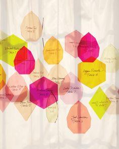 Geometric -- Wedding Stationery Inspiration