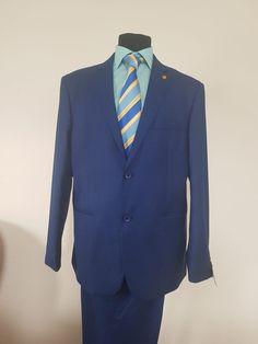 Pánsky elegantný oblek The post Modrý klasický oblek ARES appeared first on MARTTINO Fashion. Suit Jacket, Breast, Suits, Jackets, Fashion, Down Jackets, Moda, Fashion Styles, Suit