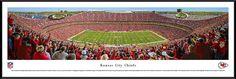 Kansas City Chiefs Panoramic - Arrowhead Stadium Kansas City Chiefs Panoramic - Arrowhead Stadium