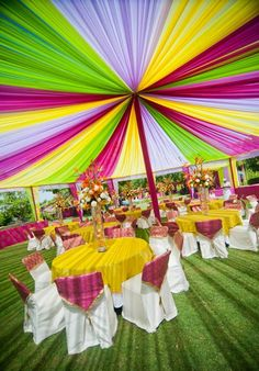 Destination Weddings, Real Weddings. love the colors