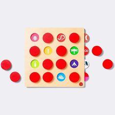 Kid O: gra pamięciowa Memory Match 16, 81 zł