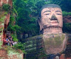 Leshan Grand Buddha @ China