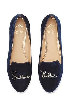 Southern Belle Slippers
