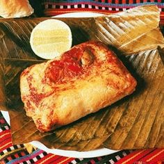 Ricos tamales chapines!