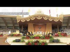 Homilía del Papa en Manila: No os dejéis llevar por las distracciones del diablo