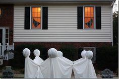 Cul-de-Sac Chic: Halloween Yard Decor…Part 2