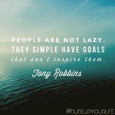 #truewords #tonyrobbins 🙌  For more Motivation & Inspiration follow DUNE UP YOUR LIFE