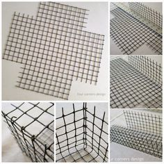 buy chicken wire at hobby lobby to make wire baskets Chicken Wire Crafts, Wire Baskets, Rope Basket, Wire Basket Decor, Creation Deco, Diy Home Crafts, Wire Art, Diy Furniture, Creations