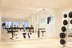 Equipment/weights rack