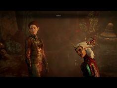 Flemeth; Witch of the Wilds; Dragon Age: Inquisition; DAI; DA:I; Kieran