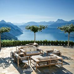 Hotel Villa Honegg in Ennetbürgen, Switzerland 22 Of The Most Secluded Hotels In The World