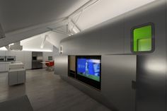 image 4 of 37 from gallery of kempart loft dethier architectures photograph by serge brison hi tech loft wohnung