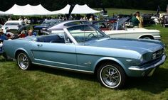 '65 Ford Mustang Convertible