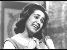 ▶ Eurovision 1964 Switzerland - Anita Traversi - I miei pensieri - YouTube