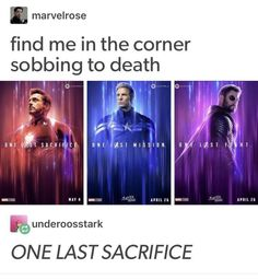 I swear to god Marvel, leave Thor alone! I have accepted that Steve and Tony are fucked. I need Thor to be ok Captain Marvel, Marvel Avengers, Marvel Comics, Marvel Logo, Captain America, Marvel Gems, Avengers Cast, Marvel Jokes, Avengers Memes
