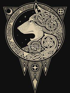 Norse Tattoo, Celtic Tattoos, Viking Tattoos, Maori Tattoos, Viking Tattoo Design, Tribal Tattoos, Celtic Patterns, Celtic Designs, Viking Designs