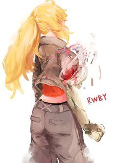 Your Daily Dosage of Rwby: Photo Rwby Volume 4, Rwby Fanfiction, Qrow Branwen, Rwby Yang, Rwby Bumblebee, Red Like Roses, Blake Belladonna, Video Game Anime, Team Rwby