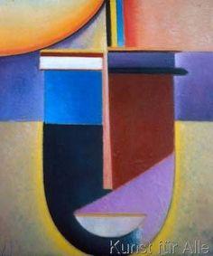 Alexej Jawlensky - Sonne, Farbe, Leben
