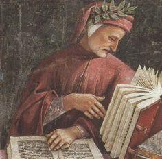"""LA PROMOZIONE DEL VOLGARE. Dante si trova rifugiato a Bologna quando, dopo aver rotto nel 1304 con i Bianchi, decide di dedicarsi alla scrittura e si interroga sulla lingua con cui diffondere le sue opere: in questa sede noterà la mancanza di un idioma comune al popolo italiano. Di fatto il latino era la lingua dei colti e i dialetti un marchio comunale. Era necessario un """"volgare"""" depurato e comune a tutti, strumento di comunicazione politica e culturale che Dante elaborerà e renderà noto."""