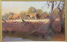 Home - Ross Paterson Watercolor Artists, Watercolor Animals, Watercolor Landscape, Landscape Art, Landscape Paintings, Watercolor Paintings, Watercolour, Australian Painters, Australian Artists