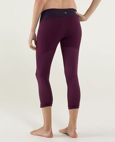 Super cute for the fall! Lululemon Journey Crop