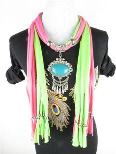 Colorful Stylish Rhinestone Jewelry Scarf Beads Wholesale Cheap wholesale pendant scarves on www.jewelryscarfcanada.com