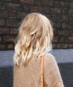 Coloration : 50 nuances de blonds qui nous inspirent