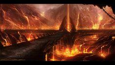 Centro del infierno
