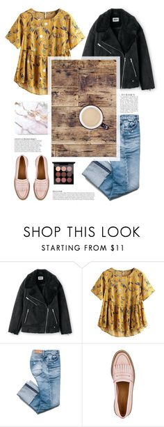 """""""Golden Cafe"""" by northernstylist on Polyvore featuring Anja"""