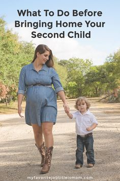 Bringing home your second baby is challenging. You already know how to parent one child, but the second one brings a new set of challenges as you teach your first baby that they now have a sibling. Here are some tips to make the transition smoother when going from a family of 3 to a family of 4. #secondbaby #bringinghomebabynumbertwo #bringinghomeanotherbaby