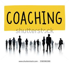 Coach Coaching Skills Teach Teaching Training Concept - stock photo