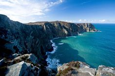 The cliffs of Horn Head, Co Donegal, Ireland