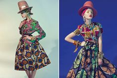 """""""Haitian-Italian designer Stella Jean just kills it collection after collection."""" from Honestly... WTF."""
