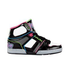 My Osiris shoes :) got the same