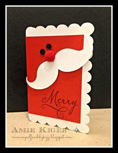 Mimi, Myself, and I: Last Minute Cricut Artiste Christmas Gift Idea
