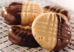 Vegan Peanut Butter Cookies |  Blog 4 Veggielover's