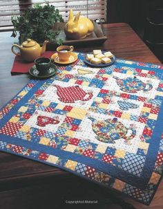 Love this charming quilt!